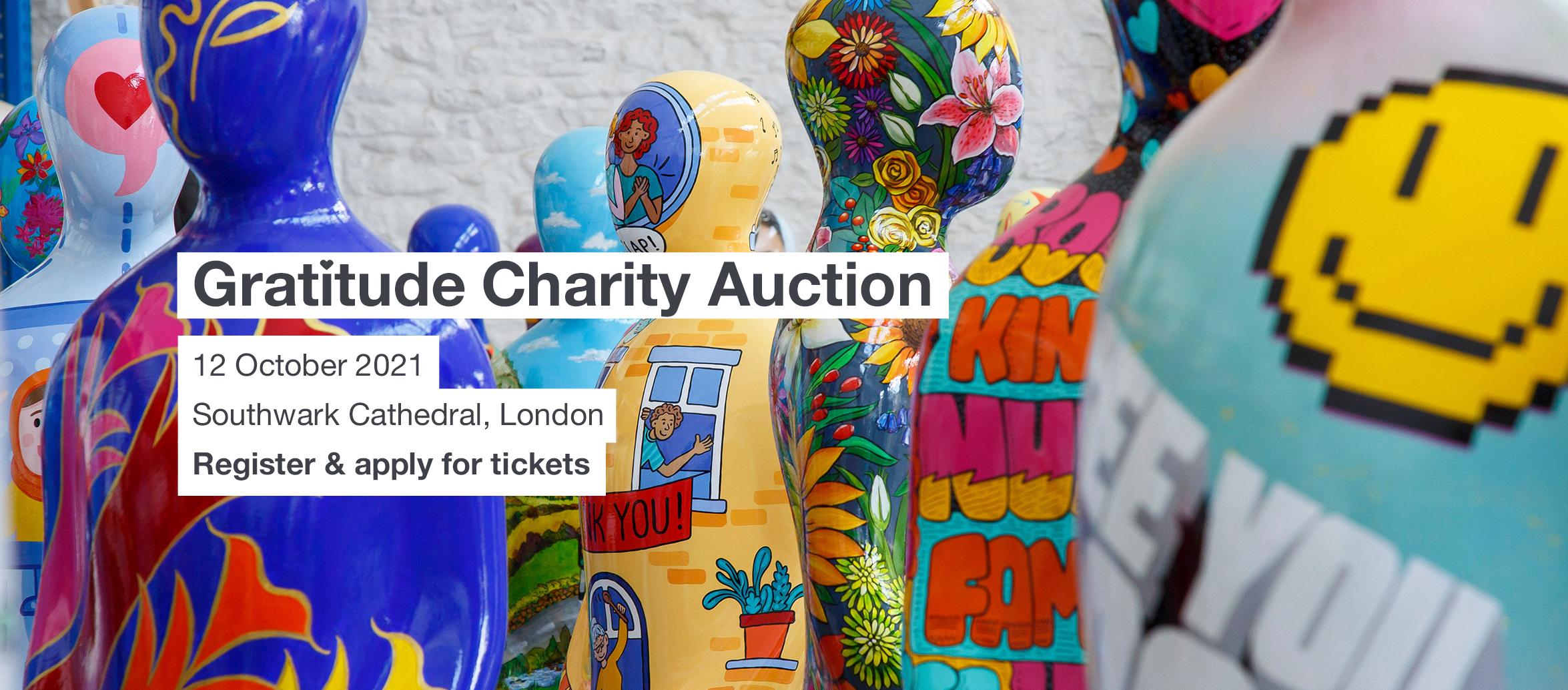 Gratitude Charity Auction